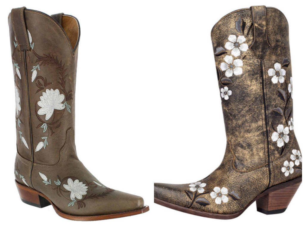 Cutest Cowboy Boots – Wrighting it Down
