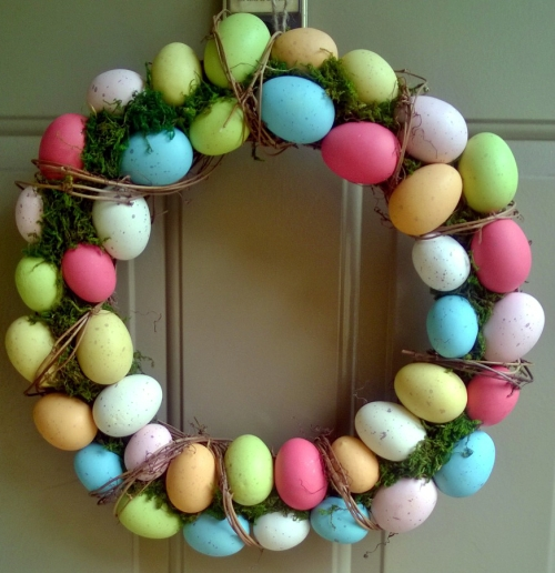 Target's Easter Wreath
